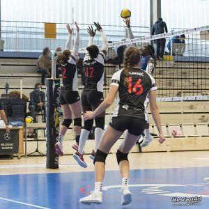 281-Quimper Volley 29 VS Levallois Sporting Club