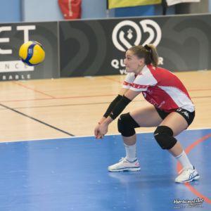 29-Quimper Volley 0 - 3 Evreux Volley Ball