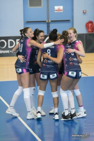 MVP-Quimper Volley 29 0 - 3 Evreux Volley Ball