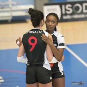 31-Quimper Volley 0 - 3 Evreux Volley Ball