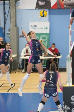 32-Quimper Volley 0 - 3 Evreux Volley Ball