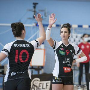 38-Quimper Volley 29 VS Levallois Sporting Club