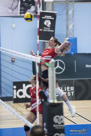 41-QuimperVolley29 - Volley-Ball Halluin