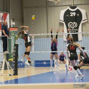 42-Quimper Volley 0 - 3 Evreux Volley Ball
