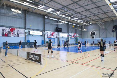 46-Quimper Volley 0 - 3 Evreux Volley Ball