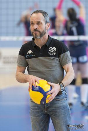 52-Quimper Volley 0 - 3 Evreux Volley Ball