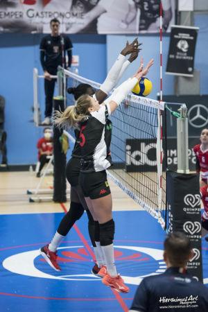 56-QuimperVolley29 - Volley-Ball Halluin