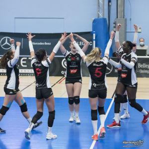 59-QuimperVolley29 - Volley-Ball Halluin