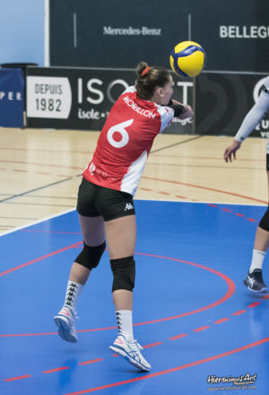 63-QuimperVolley29 - Volley-Ball Halluin