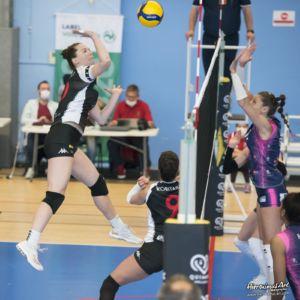 7-Quimper Volley 0 - 3 Evreux Volley Ball
