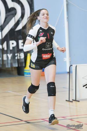 72-Quimper Volley 29 VS Levallois Sporting Club