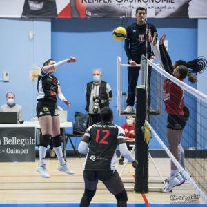 85-QuimperVolley29 - Volley-Ball Halluin
