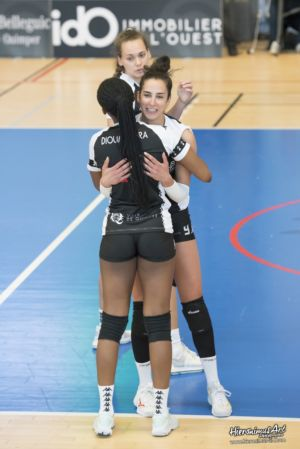 9-Quimper Volley 0 - 3 Evreux Volley Ball
