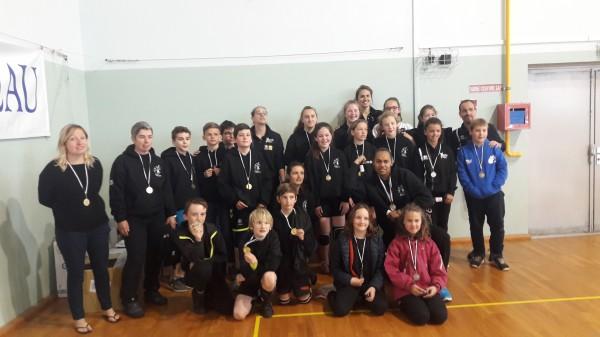 Interdépartementaux de Volley et remise des médailles M11 et M13 finistériens