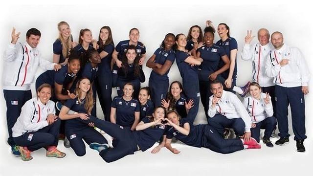 L'Equipe de France Féminine dispute le TQCM