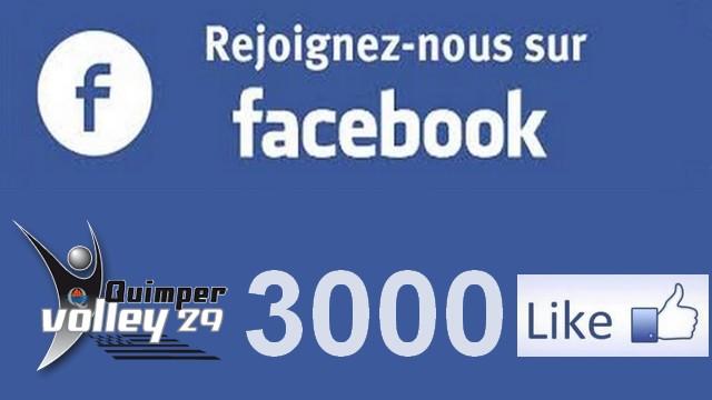 3000 mercis à vous !