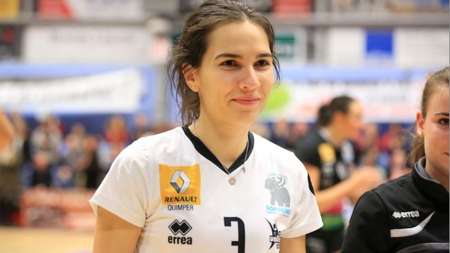 Recrues 2017-2018 : Ioana Pristavu, Libéro