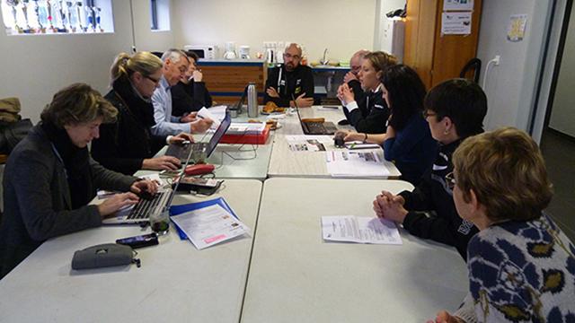 Inspection des hautes instances pour l'agrément du centre de formation