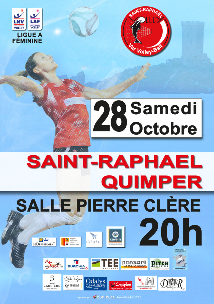 Saint-Raphaël – QV29 ce soir à 20h00