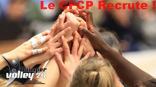 Le CFCP du QV29 recrute pour la saison 2018-2019 !