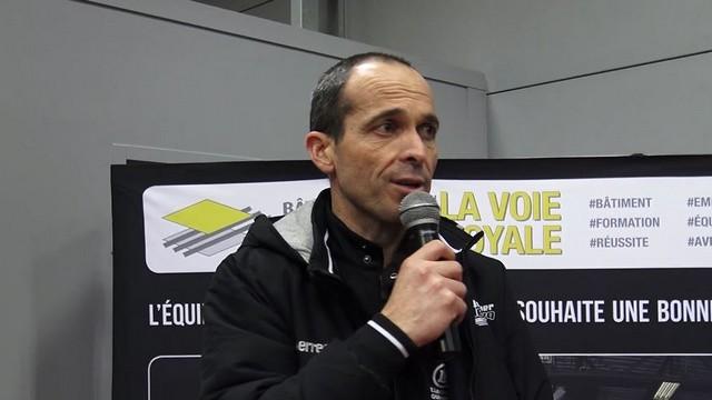 L'interview d'avant match : Dominique Duvivier