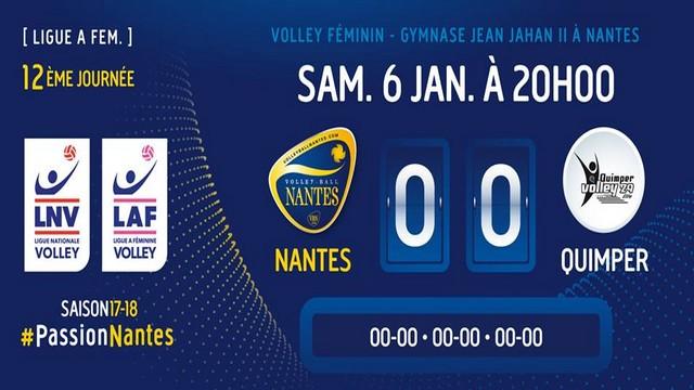 Nantes – QV29 demain à 20H00