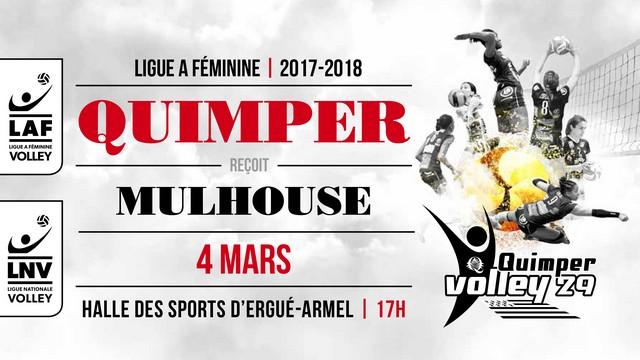 QV29 – Mulhouse dimanche à 17h