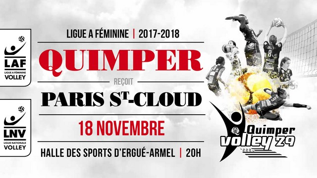 QV29 – Paris St-Cloud ce soir à 20H