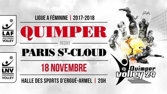 QV29 – Paris St-Cloud samedi à 20H
