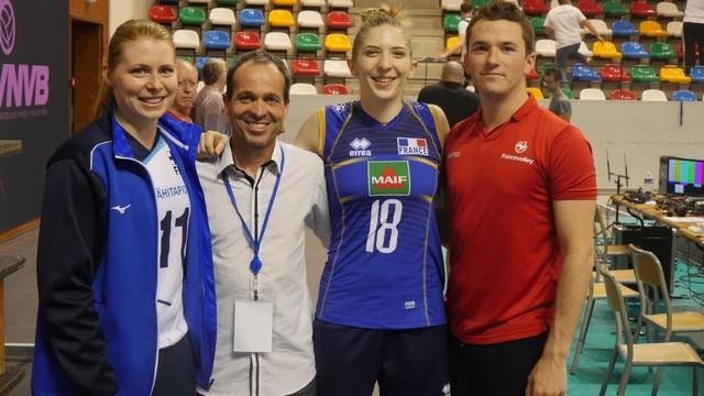 Nina Stojiljkovic et Salla Karhu rejoignent le QV29 !