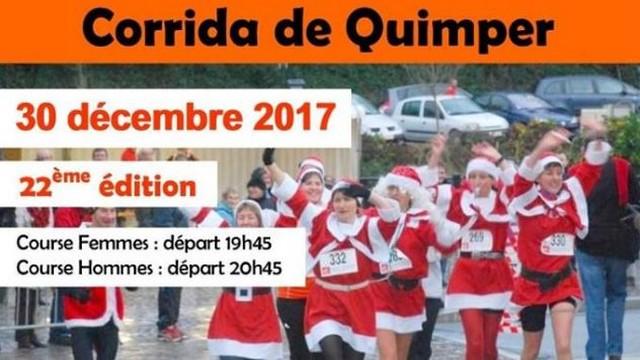 Les Volleyeuses du QV29 participent à la Corrida !