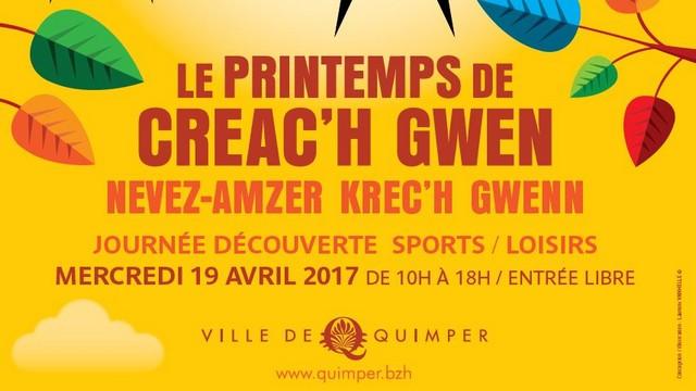 Le QV29 au Printemps de Creac'h Gwen 2017