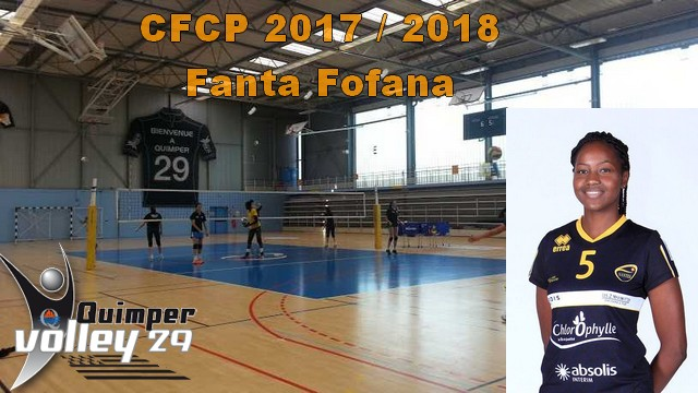Recrues CFCP 2017-2018 Fanta Fofana, Pointue