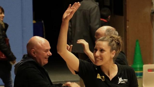 Lauriane Truchetet quitte le Quimper Volley 29