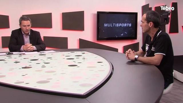 Dominique Duvivier, invité du Multisports