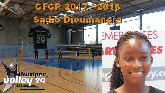 Recrues CFCP 2017-2018 Sadio Dioumanera, Passeuse