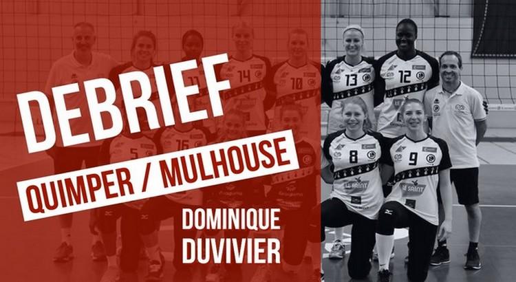 Le debrief de QV29 – Mulhouse