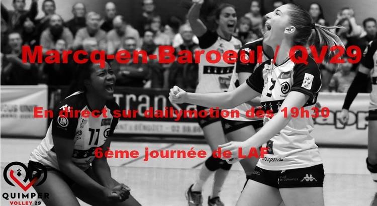 Marcq-en-Baroeul – QV29 à 19h30