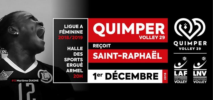 QV29 – Saint-Raphaël ce soir à 20h