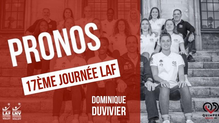 Les pronos de Dominique