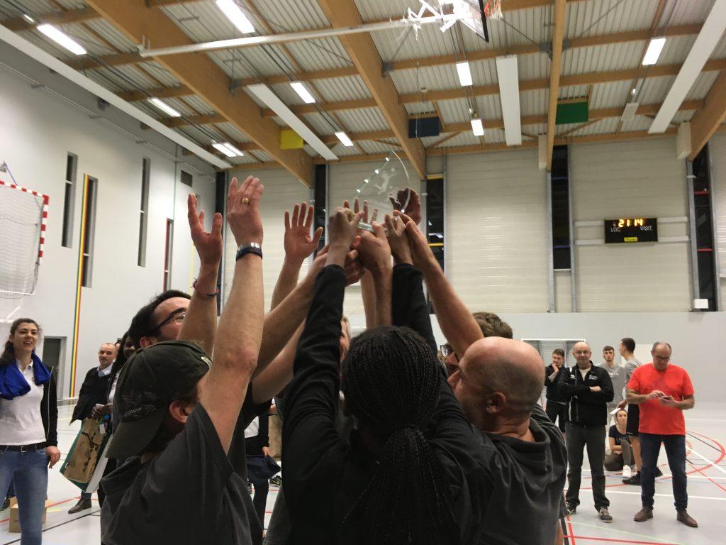 Notre 6ème édition du Tournoi Partenaires remportée par Escalier Provost !