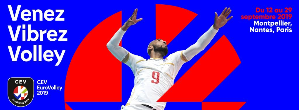 L'EuroVolley recrute des volontaires !