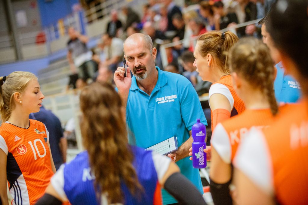Info-recrutement : Martin HROCH, intègre le Quimper Volley 29
