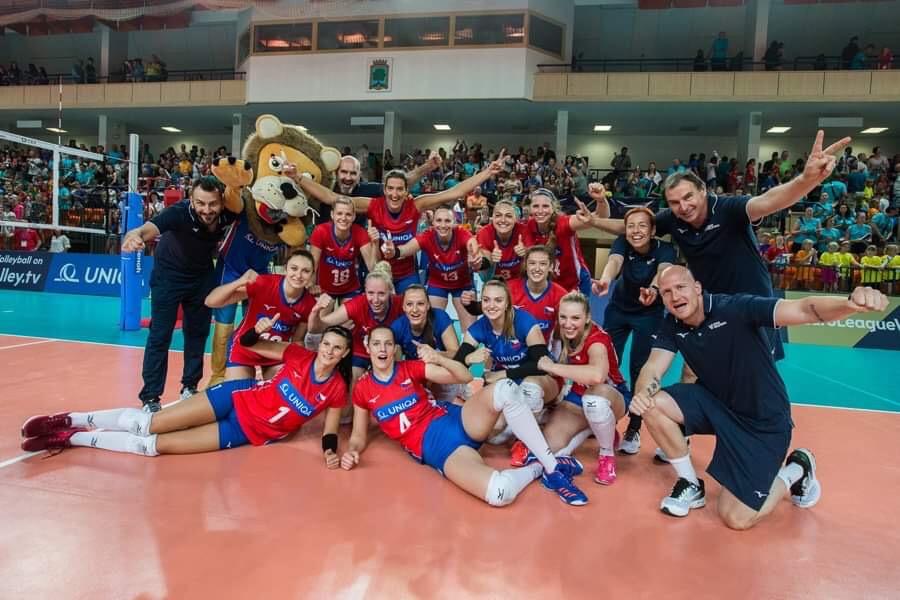 La République Tchèque qualifiée au Final Four de la Golden League Européenne