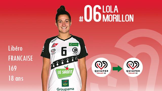 [MERCATO] Lola Morillon poursuit son apprentissage au sein du club !
