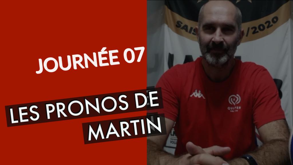 [PRONOS] Journée 7, les pronostics de Martin