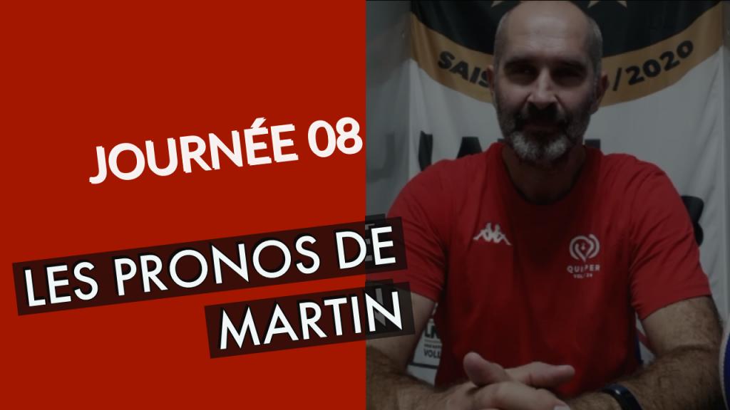 [PRONOS] Les pronostics de Martin pour la 8e journée de DEF