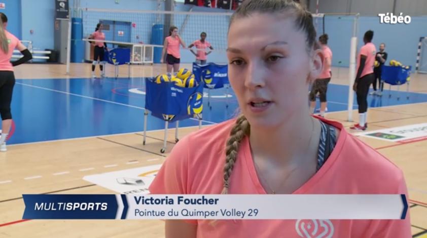 [Replay]Victoria FOUCHER dans le Multisports sur Tébéo
