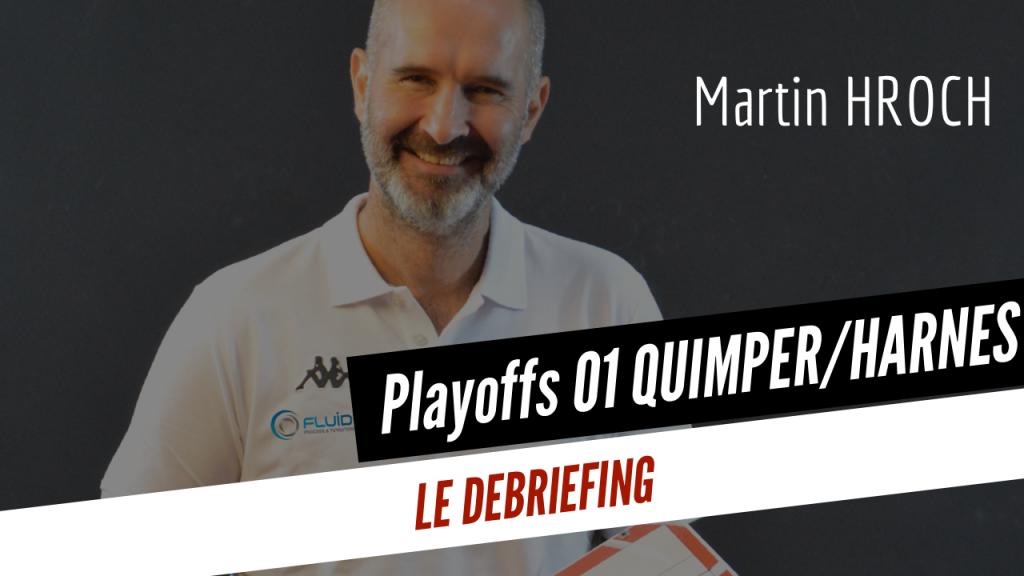 [DEBRIEF] Débriefing du match Quimper – Harnes
