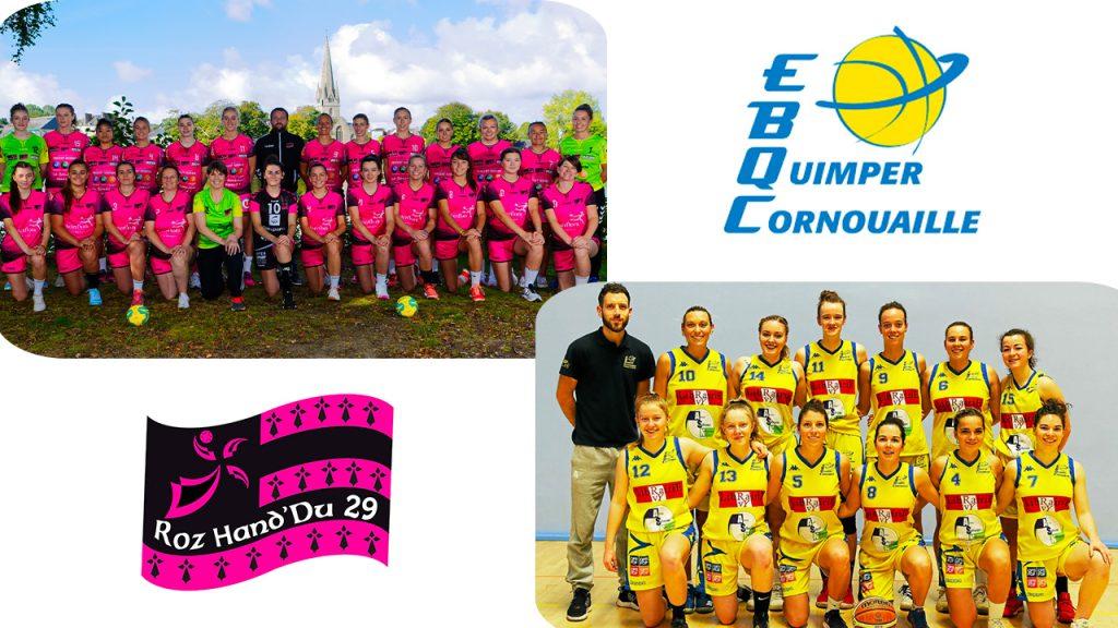 La Journée Internationale de la Femme au Quimper Volley 29